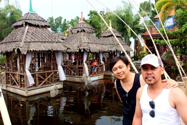 Bestie and Me @ Isdaan Floating Restaurant, Tarlac